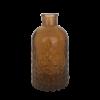 frasco marron