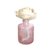 bottle with rose diffuser